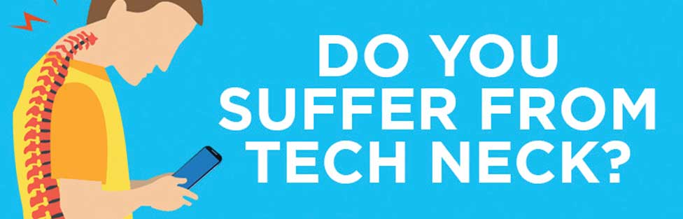 What is Tech Neck?