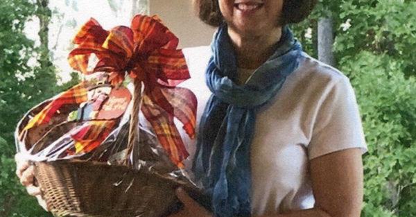 Community Health & Wellness Expo Gift Basket Winner