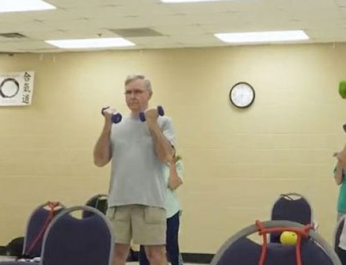 Staying fit in retirement can also reduce health care costs